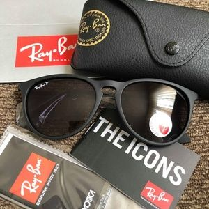 NEW AUTHENTIC Ray-Ban Erika RB4171 POLARIZED